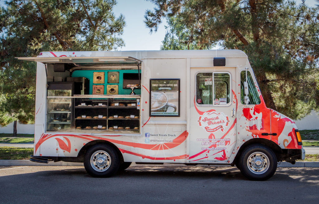 food truck catering san diego
