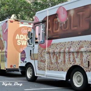 Ice Cream Truck Promotional Events