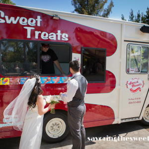 Wedding Ice Cream Truck San Diego