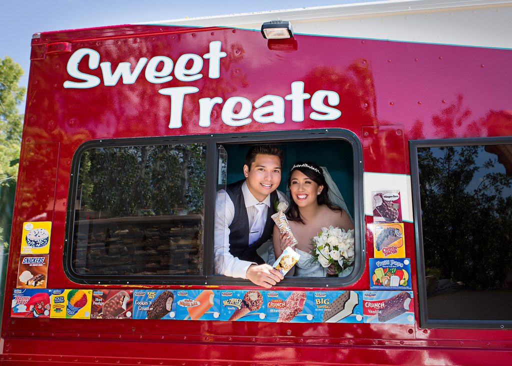 san diego ice cream wedding